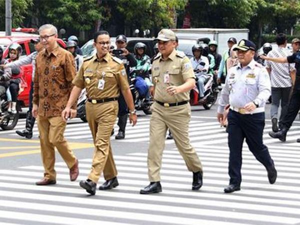 Deretan Tempat di Jakarta yang Jadi Indah Sejak 'Dipegang' Gubernur Anies Baswedan