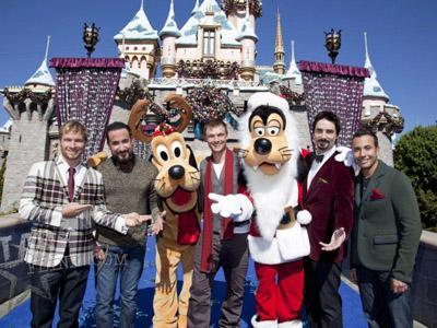 Backstreet Boys Reunian dengan Rilis Lagu Natal