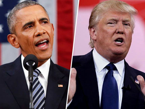 Barack Obama Terang-terangan Kritik Donald Trump Tak Pantas Jadi Presiden AS