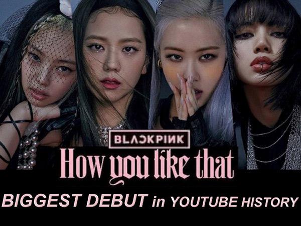 Saham YG Entertainment Meroket dengan Suksesnya Comeback BLACKPINK