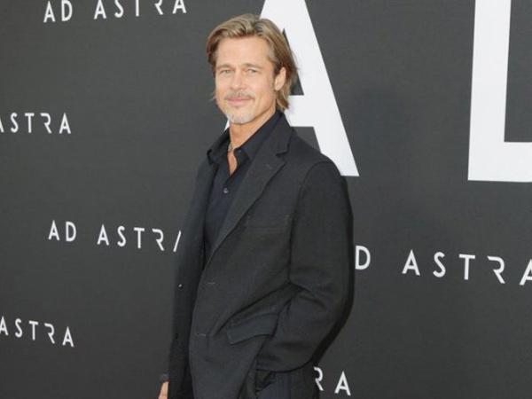 Bukan Tipe Pria Cengeng, Brad Pitt Tak Pernah Menangis Selama 20 Tahun!