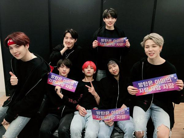 Big Hit Entertainment Kabarkan Kondisi BTS Usai Alami Kecelakaan Kecil di Taiwan