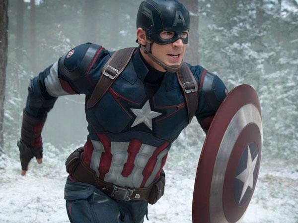 Chris Evans Beri Ucapan Ulang Tahun yang Ke-100 Untuk Captain America!