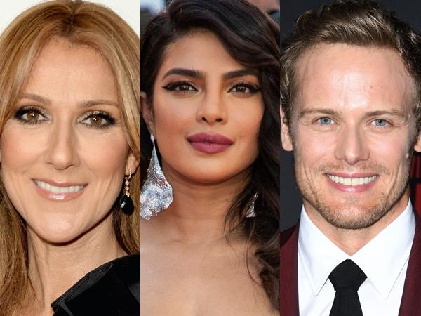 Celine Dion Beradu Akting dengan Priyanka Chopra dan Sam Heughan di Film Romantis