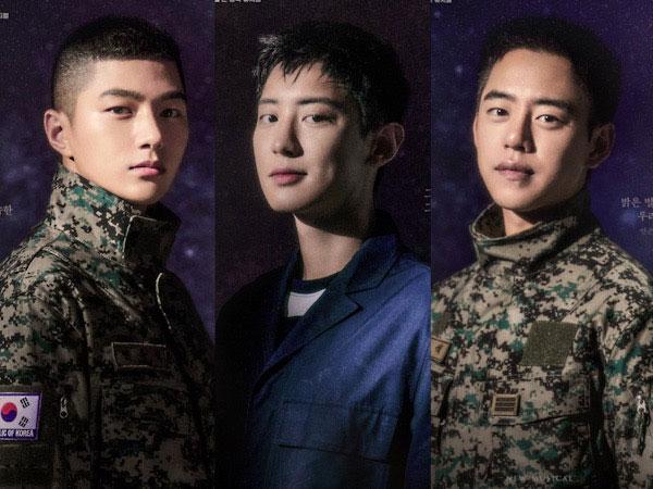 Chanyeol EXO, L INFINITE, Hingga Daehyun B.A.P Bintangi Teater Musikal Militer