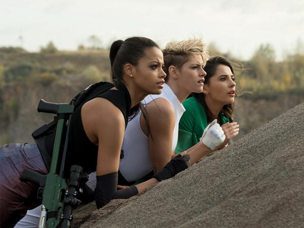 Aksi Bela Diri Kristen Stewart di Trailer Charlie's Angels 2019