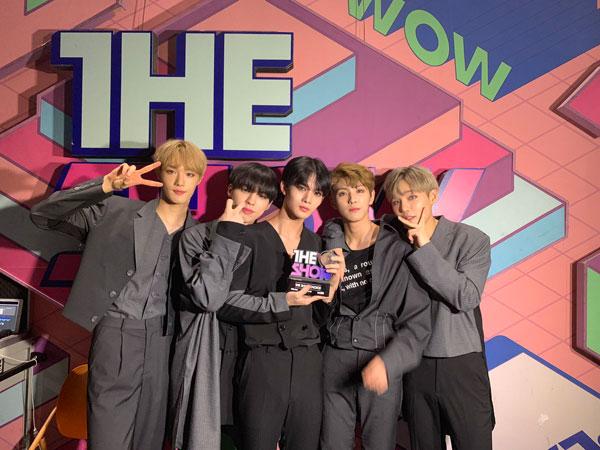 Seminggu Debut, Boy Group CIX Sudah Raih 1st Win di Acara Musik!
