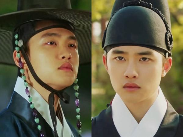 Transformasi D.O EXO Jadi Pangeran Mahkota Kharismatik di Teaser Perdana Drama '100-Day Husband'