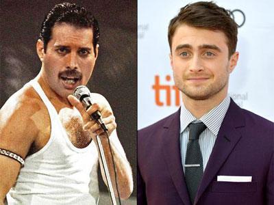 Daniel Radcliffe Akan Perankan Freddie Mercury