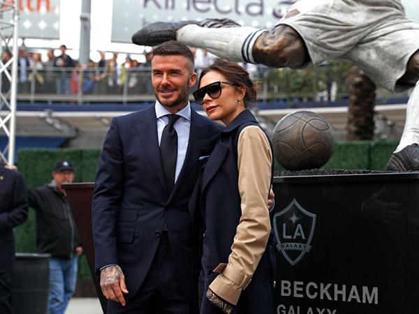 David dan Victoria Beckham Tanda Tangan Kontrak Rp 300 M dengan Netflix