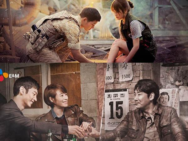Penghargaan Drama 'Descendants of The Sun' Ternyata Lebih Pantas Diberikan Kepada Drama Ini?