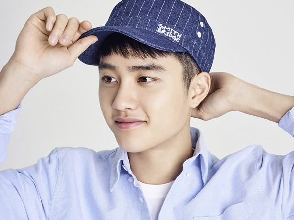 D.O EXO akan Isi OST untuk Film yang Dibintanginya Bareng Jo Jung Suk dan Park Shin Hye