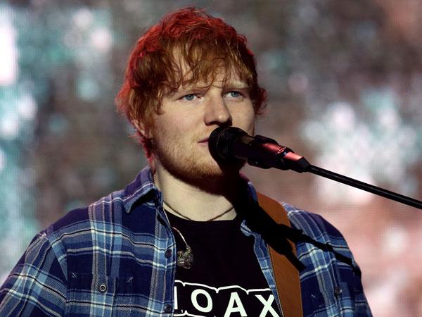 Pengakuan Ed Sheeran Saat Tidak Hadir di Acara Grammy Awards 2018!