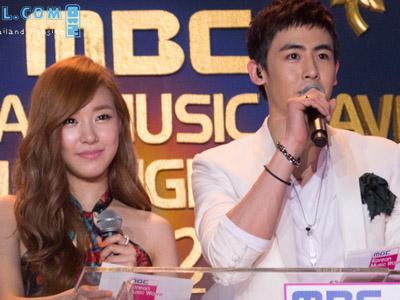 Nichkhun 2PM Pastikan Akan Terus Menjaga Tiffany SNSD