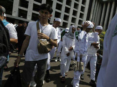 Respon FPI Terkait Sikap Polisi Tindak Tegas Aksi Persekusi