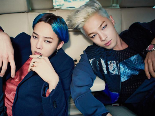 G-Dragon dan Taeyang Segera Ungkap Isi Lemari Es di 'Take Care of My Fridge'!