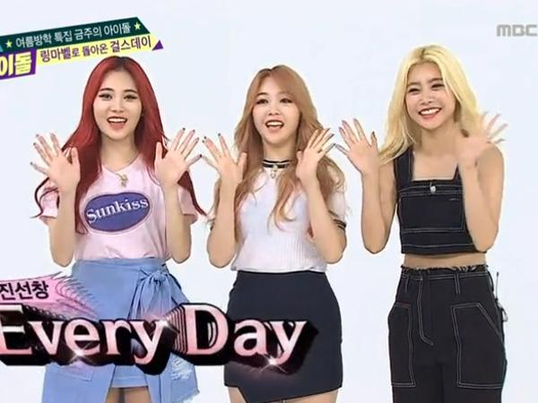 Foto Memalukan Girl's Day di Masa Lalu Terungkap di 'Weekly Idol'