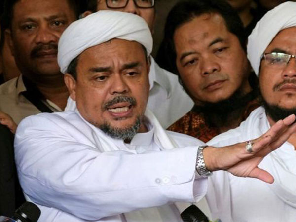 Pemerintah Dituding, Dubes RI Jelaskan Faktor 'X' Penghalang Habib Rizieq Pulang dari Arab Saudi