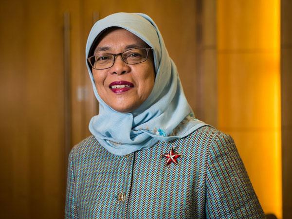 Halimah Yacob, Presiden Muslimah Pertama Singapura yang Dipilih Tanpa Pemungutan Suara