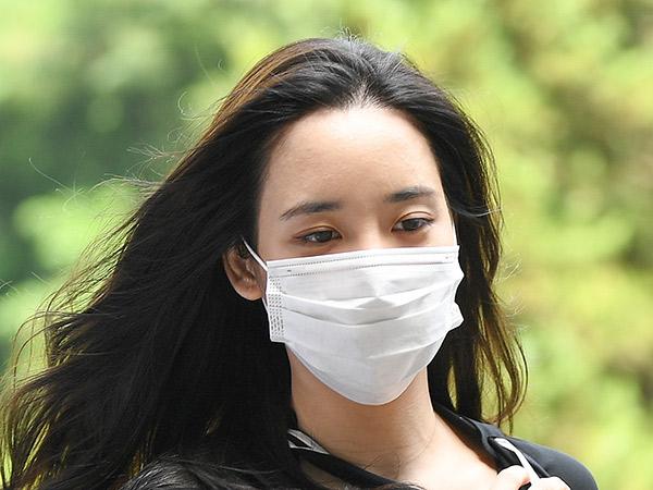 Han Seo Hee Dibebaskan dari Tahanan Usai Hasil Tes Narkoba Negatif