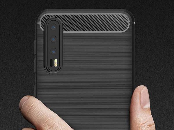 Penampakan Smartphone Terbaru Huawei yang Punya Tiga Kamera Belakang