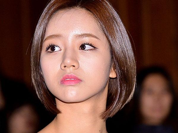 Selesai Konser Drama 'Reply 1988', Hyeri Girl's Day Dilaporkan Masuk Rumah Sakit