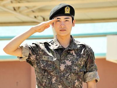 Duh, Hyungsik ZE:A Alami Cedera Saat Syuting MBC 'Real Man' !