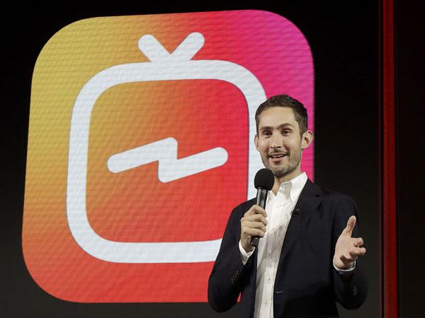 Instagram Resmi Luncurkan IGTV, Platform Video Durasi Panjang