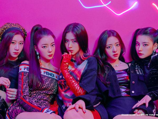 Tak Cuma Catchy, Nama Girl Group Baru JYP Entertainment ITZY Juga Punya Arti Menarik