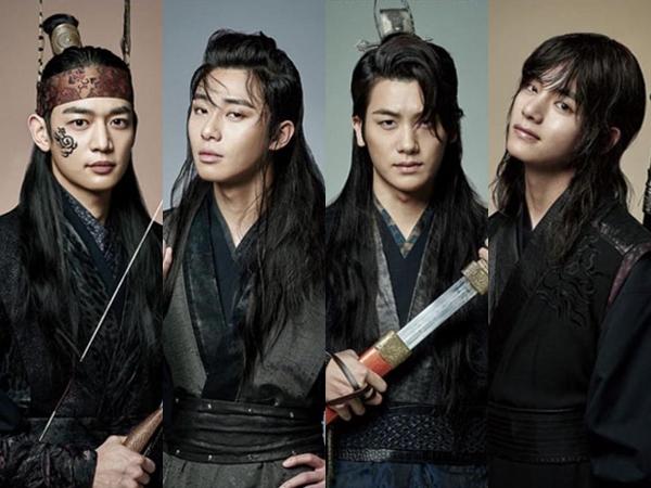Dibintangi Para 'Ksatria' Tampan, Drama 'Hwarang' Akhirnya Ungkap Tanggal Perilisan!
