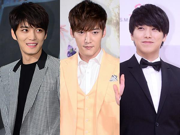 Simak Persiapan Jaejoong JYJ, Choi Jin Hyuk, dan Sungmin Super Junior Untuk Wajib Militer