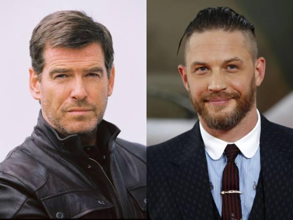 Pierce Brosnan Beri Kepercayaan Pada Tom Hardy Menjadi 'James Bond' Selanjutnya!