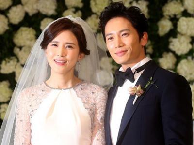 Jadwal Sibuk, Lee Bo Young Belum Rasakan Pernikahannya dengan Ji Sung