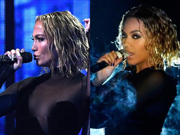 Tampil Memukau di AMAs 2020, Jennifer Lopez Dituding Curi Konsep Beyonce