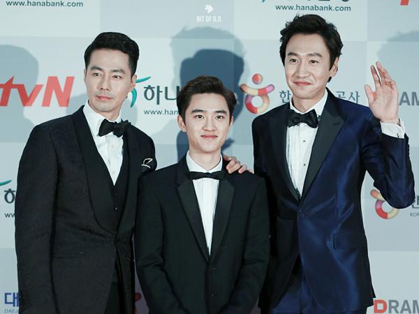 Jo In Sung Ceritakan Persahabatannya dengan Lee Kwang Soo dan D.O EXO