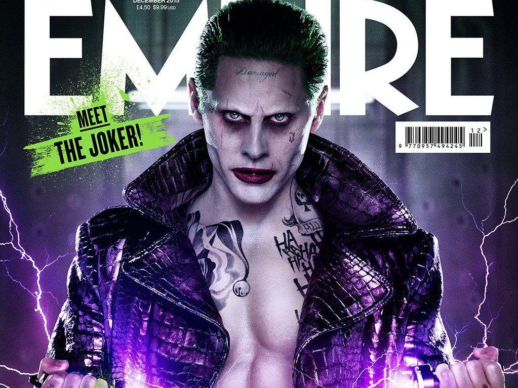 Ini Fakta-Fakta Unik Jared Leto Dibalik Pendalaman Karakter Joker (Part 1)