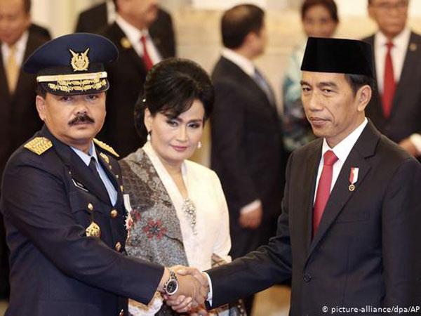 Yang Dipertaruhkan Saat Pelantikan Presiden-Wakil Presiden Minggu Ini Menurut Panglima TNI