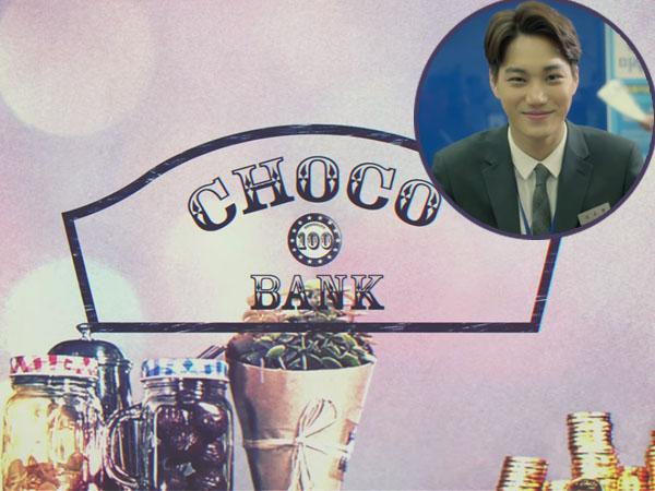 Jadi Pegawai Bank Hingga Penjaga Toko Coklat, Kai EXO Penuh Pesona Di Video Teaser 'Choco Bank'