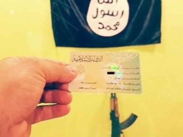Makin Terorganisir, ISIS Rilis Kartu Identitas!