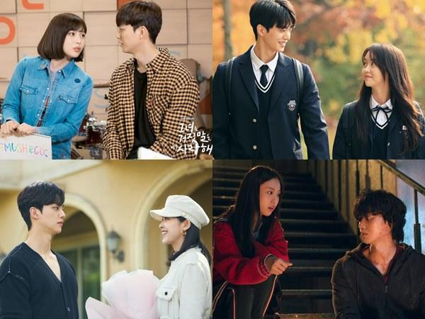 5 Aktris Cantik Lawan Main Song Kang di Drama Korea
