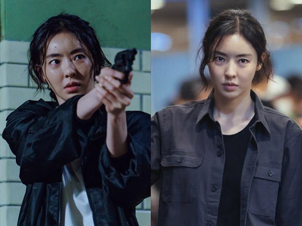 Potret Lee Da Hee Jadi Detektif Tangguh di Drama L.U.C.A