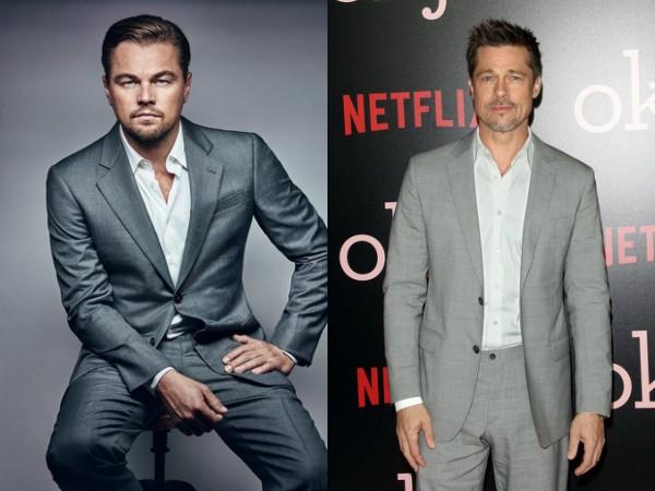 Patut Diantisipasi, Leonardo DiCaprio dan Brad Pitt Akan Main Dalam Satu Film!