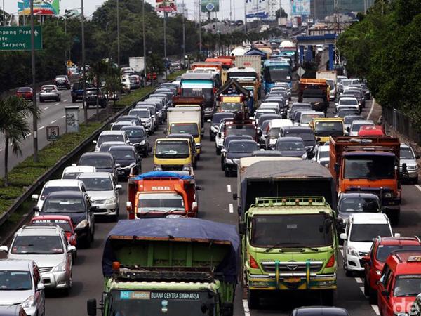 Libur Panjang Akhir Pekan Ini Diprediksi Tak Timbulkan Kemacetan Parah