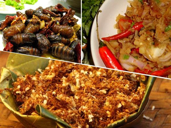 Berani Coba Sederet Makanan Ekstrim Khas India Ini?