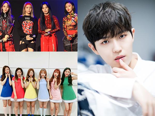 MAMAMOO, Kim Jaehwan, Hingga April Dikonfirmasi Tampil Dalam Konser Amal Bantuan Corona