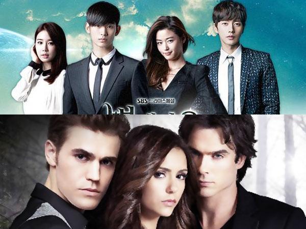 Wow, Produser 'Vampire Diaries' Siap Produksi 'Man From the Stars' Versi Amerika!