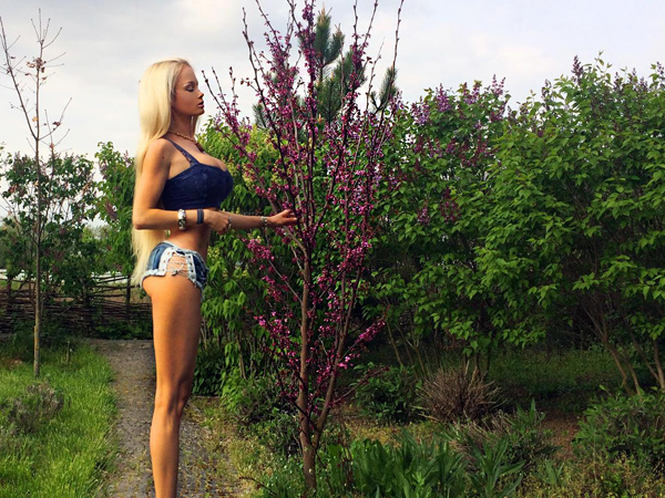 длинные ножки девушек фото