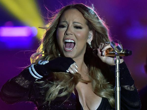 Konser di Korea Selatan, Mariah Carey Buat Kesal Penggemarnya!