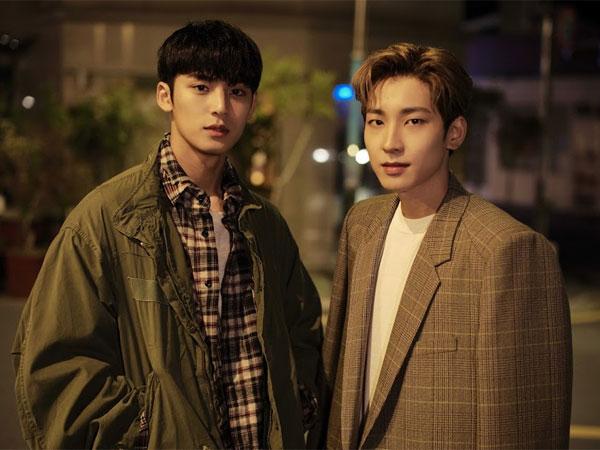 Lagu Baru Mingyu dan Wonwoo Featuring Lee Hi Puncaki Chart iTunes Dunia