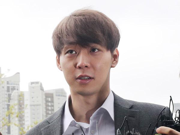 Park Yoochun Akhirnya Mengaku Bersalah Usai Ditahan Atas Kasus Narkoba